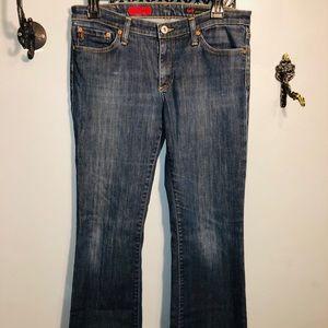 AG ADRIANO GOLDSCHMIED ladies denim jeans